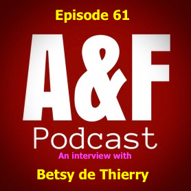 Episode 61 - An Interview with Betsy de Thierry on Shame