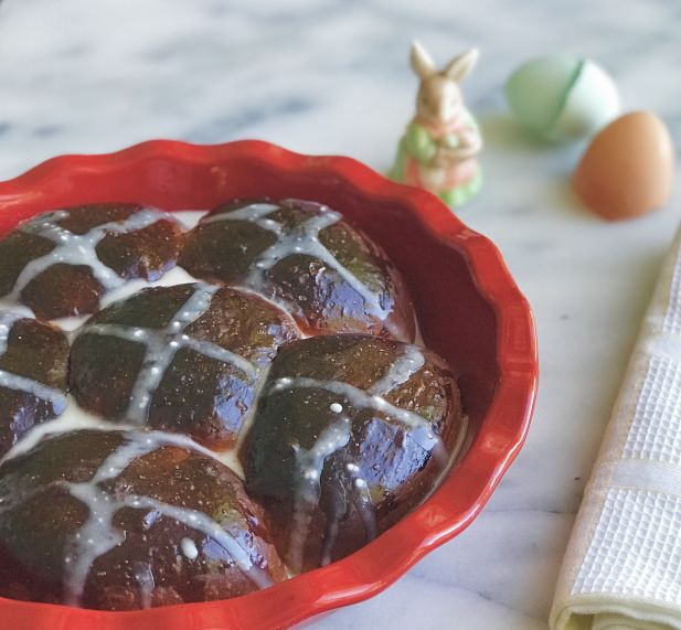 Ep 121: Hop into Spring with Hot Cross Buns