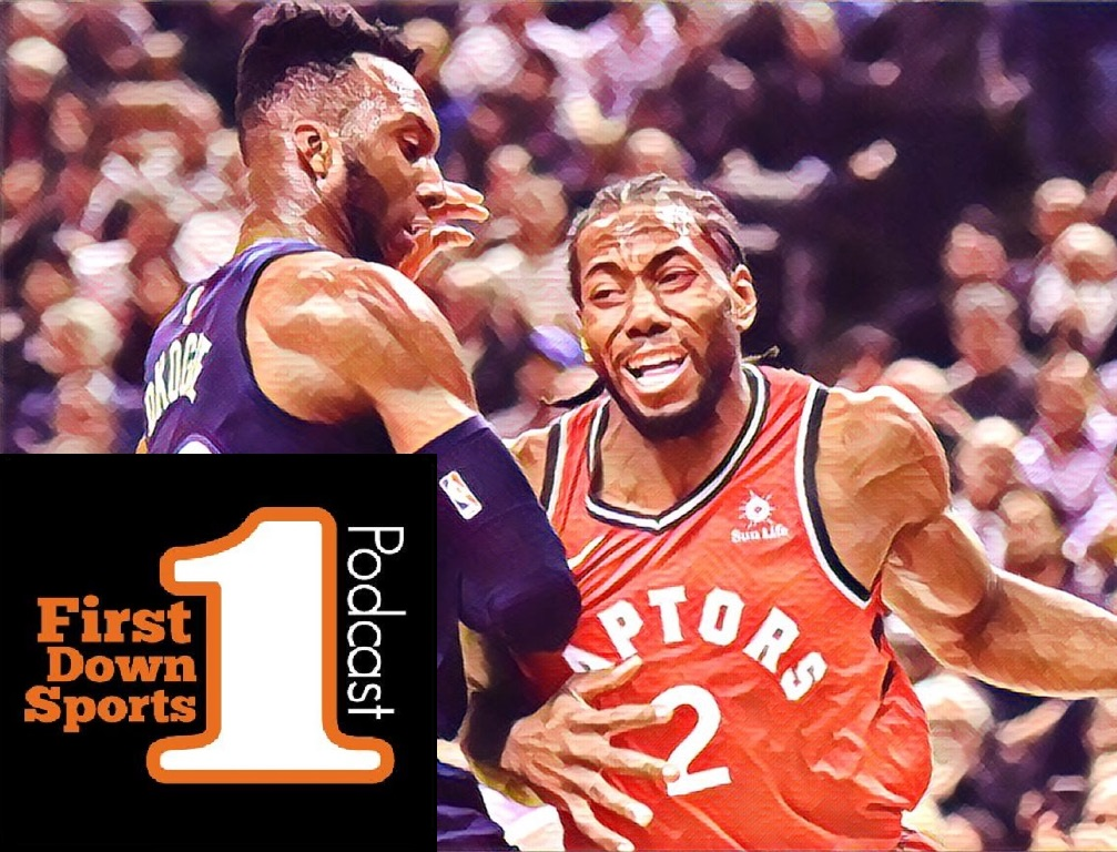 S1E5 FDS Hoops - Can the Raptors catch the Bucks?
