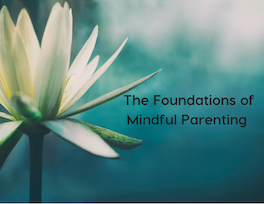 057 The Foundations of Mindful Parenting