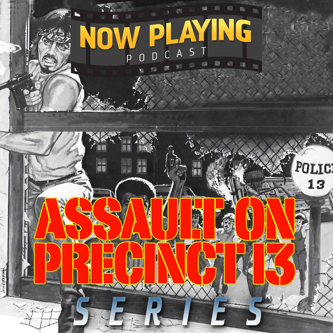 Assault on Precinct 13 (1976) - Donation Bonus
