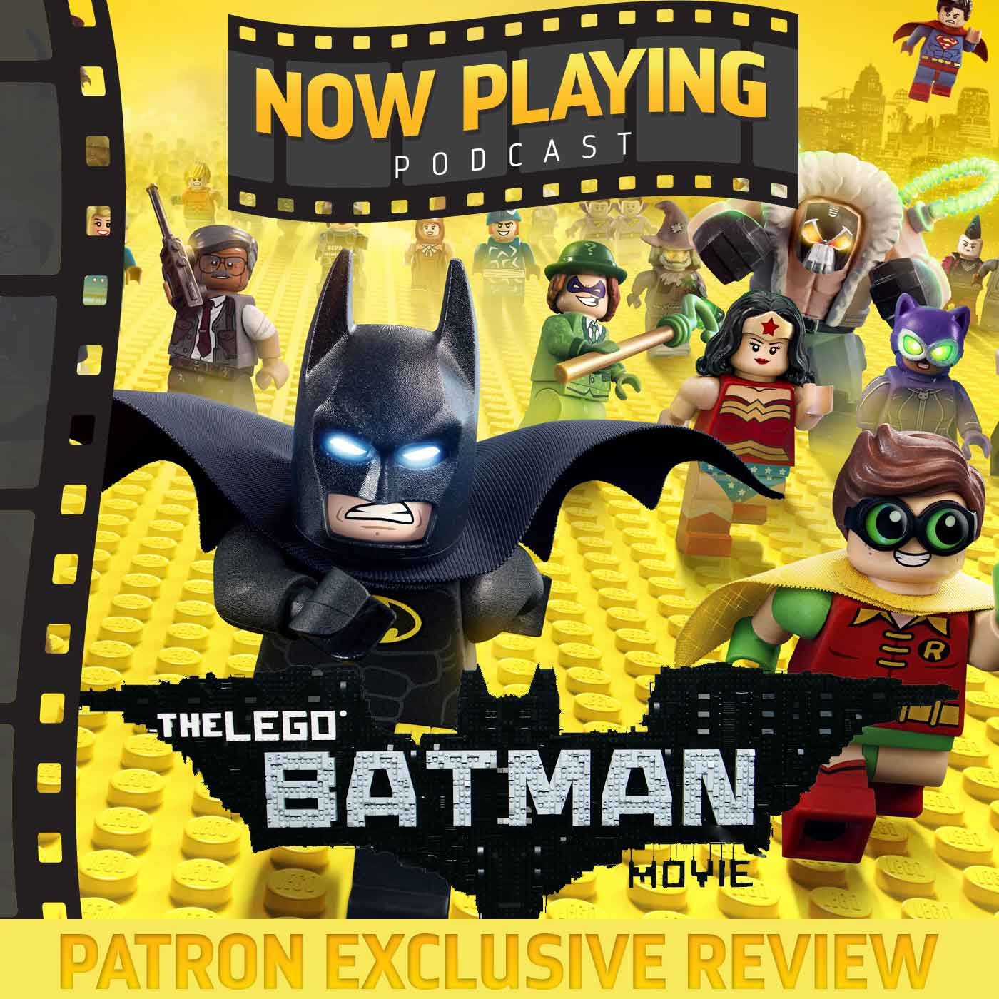 The LEGO Batman Movie - Patron Exclusive Review