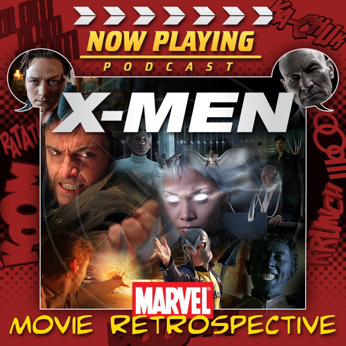 Now Playing - The Movie Review Podcast | Podbay