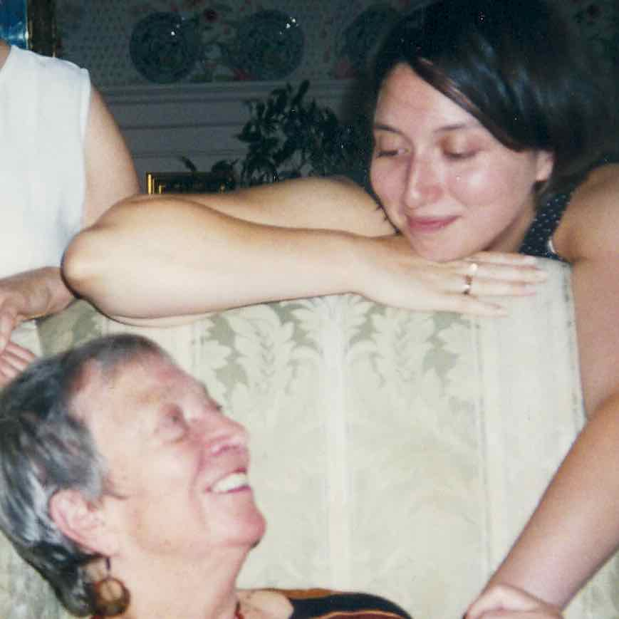 Ep 6 - Granddaughter Charlotte on Madeleine L'Engle's final years