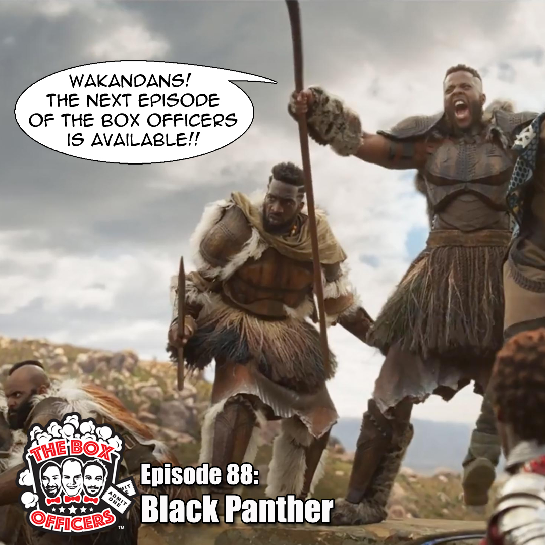 S4E4: Black Panther