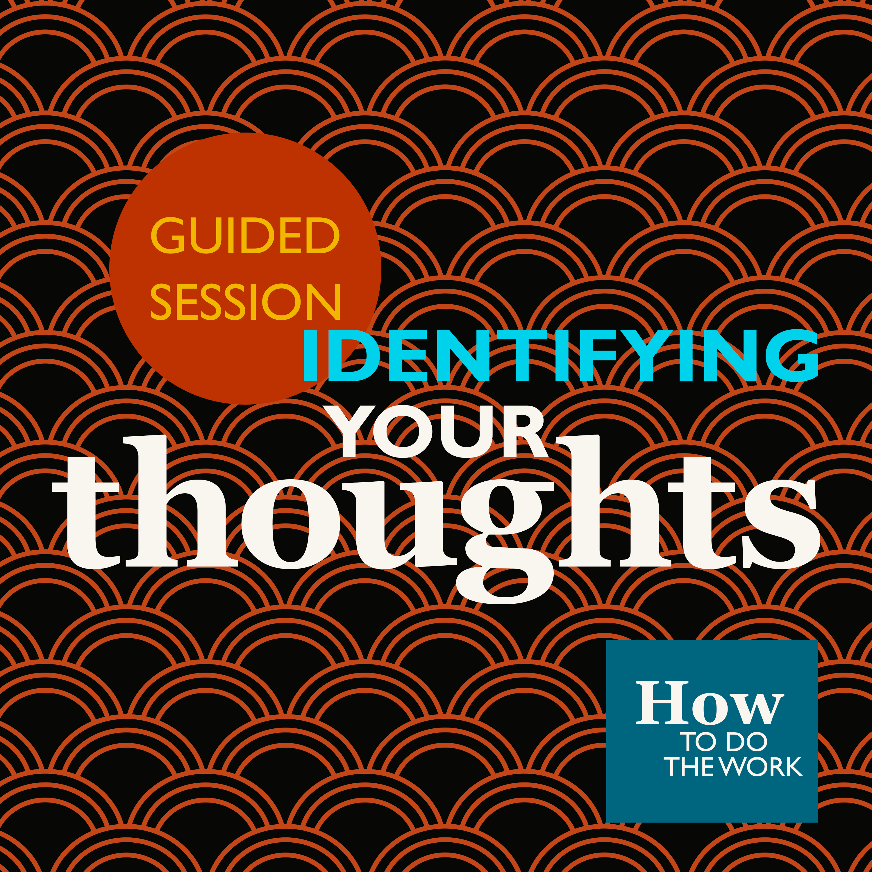 6. How To Do The Work (1B): Identifying Your Thoughts - A Guided Session