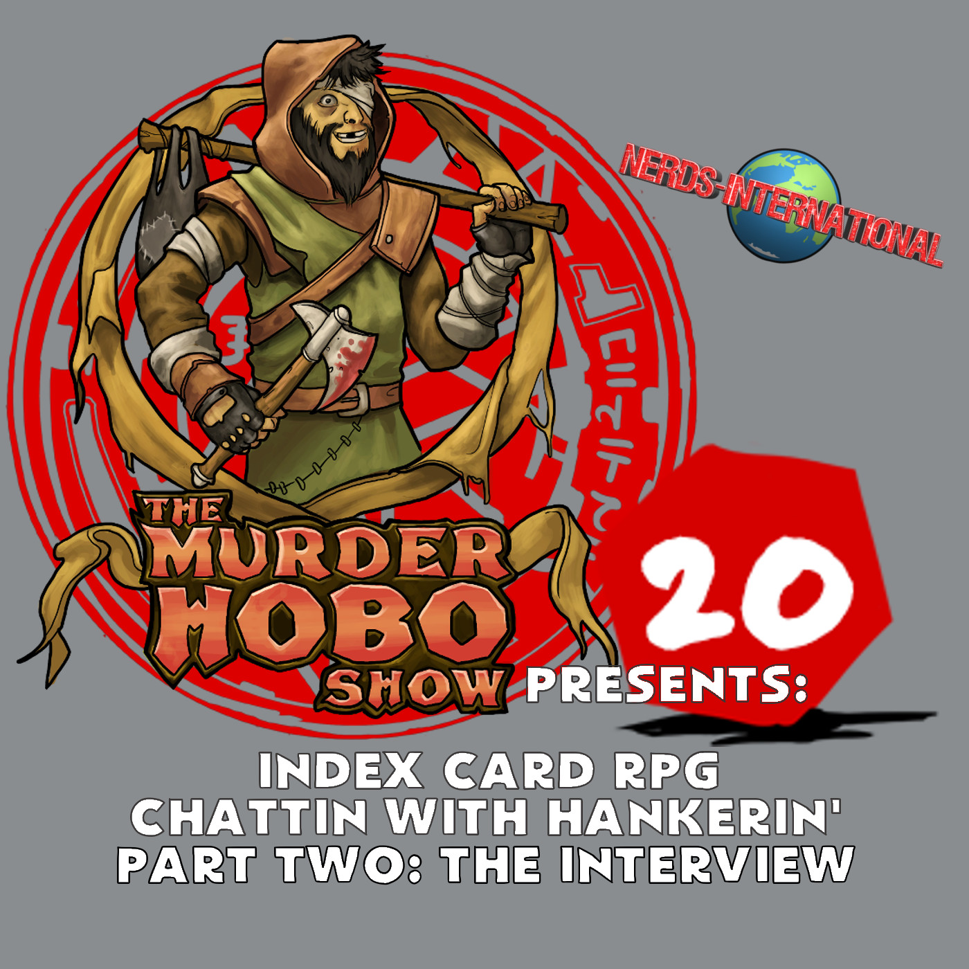 MHS Presents: ICRPG Chattin with Hankerin' Part 2 - The Interview