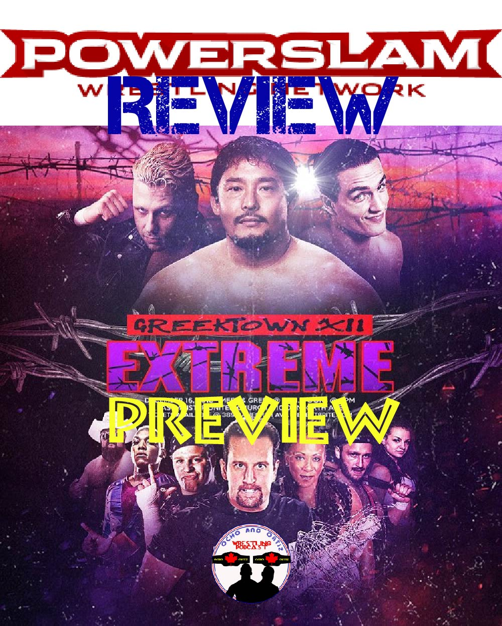 Powerslam Review and Greektown Preview