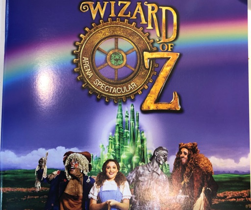 36f6be3da66 The Wizard of Oz Arena Spectacular - interview with Tim O'Connor
