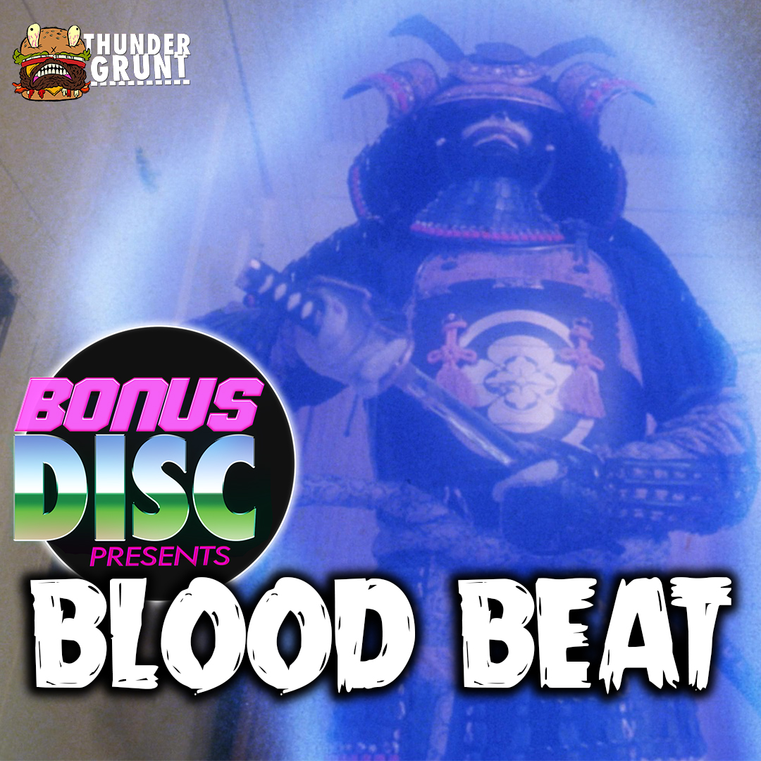 BONUS DISC 103 | BLOOD BEAT