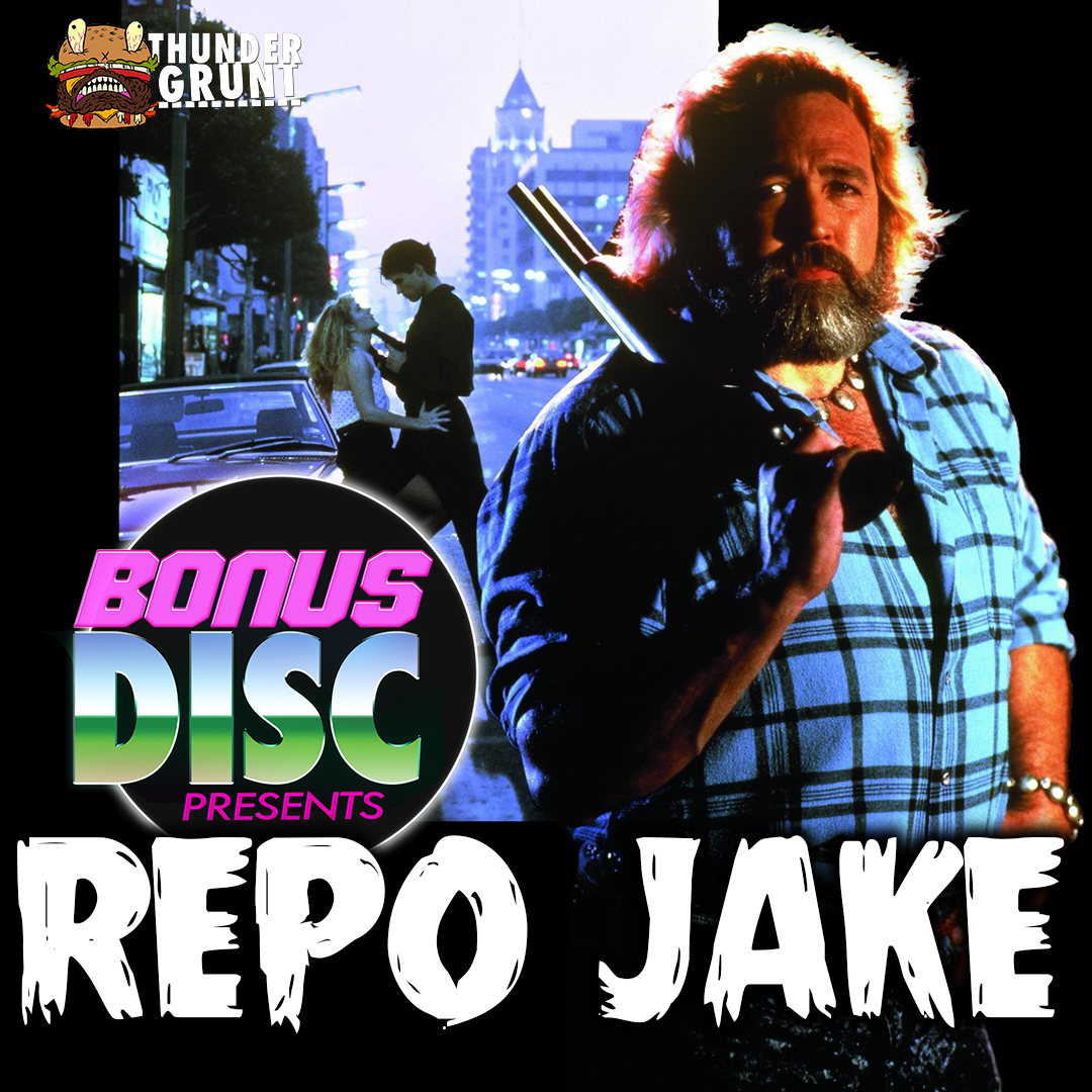 BONUS DISC 107 | REPO JAKE