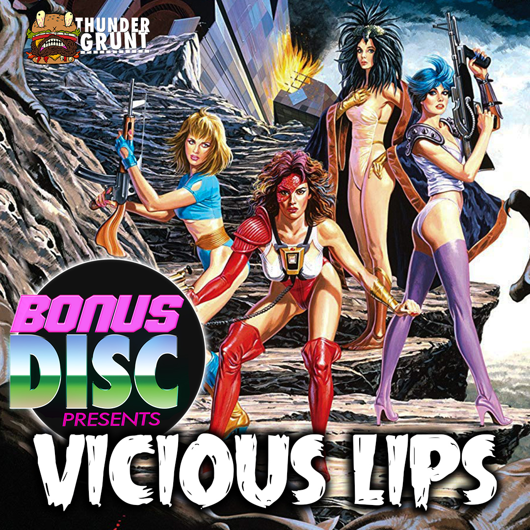BONUS DISC 112 | VICIOUS LIPS