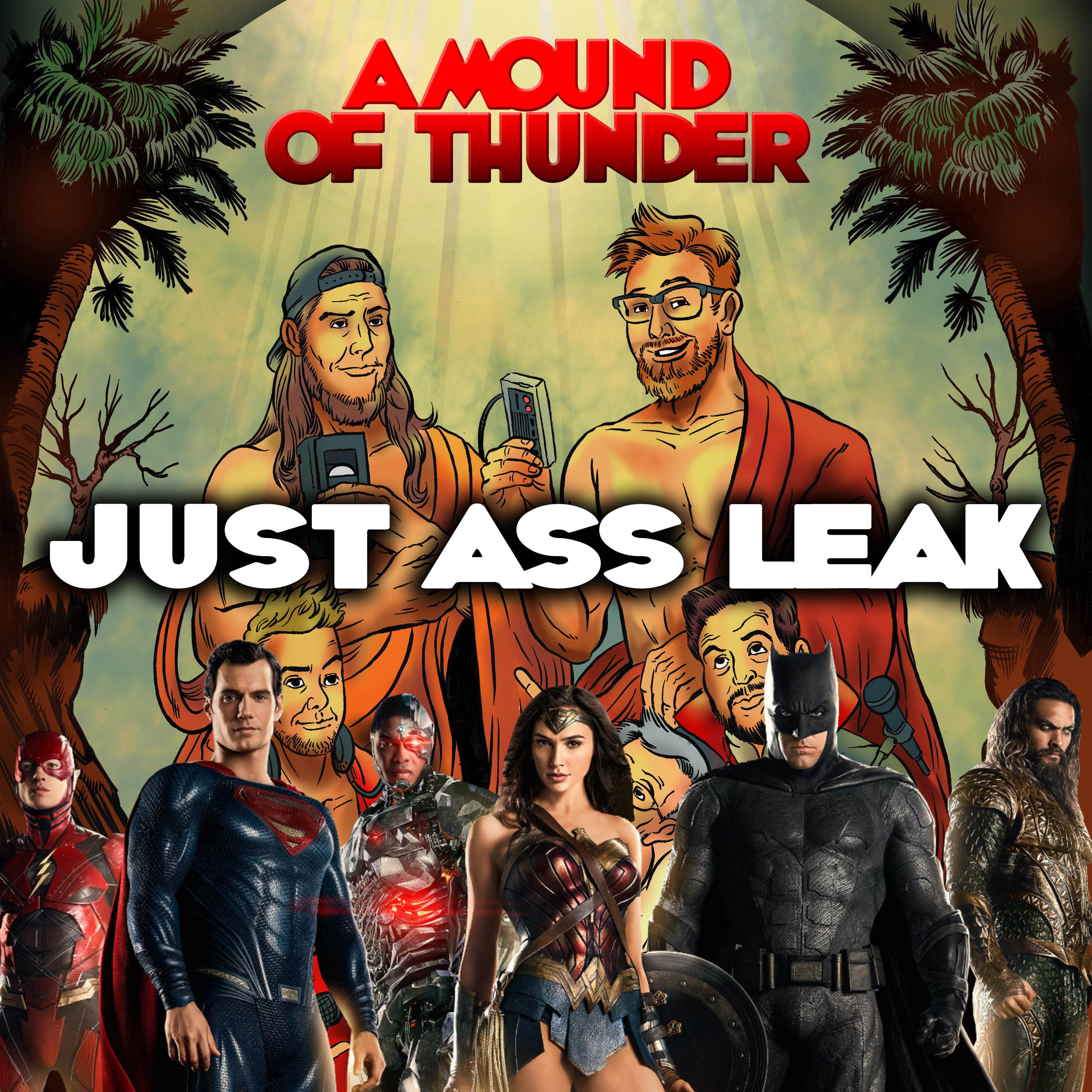 A MOUND OF THUNDER 015 | JUST ASS LEAK
