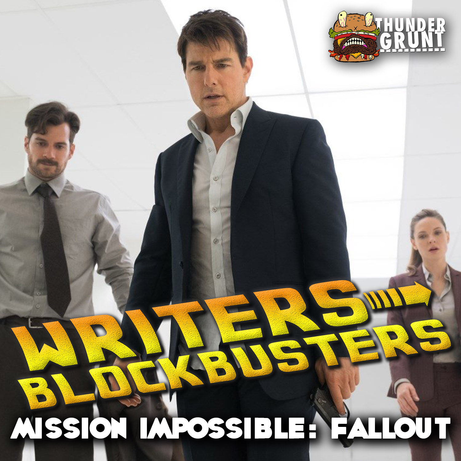 WRITERS/BLOCKBUSTERS 013 | MISSION: IMPOSSIBLE - FALLOUT
