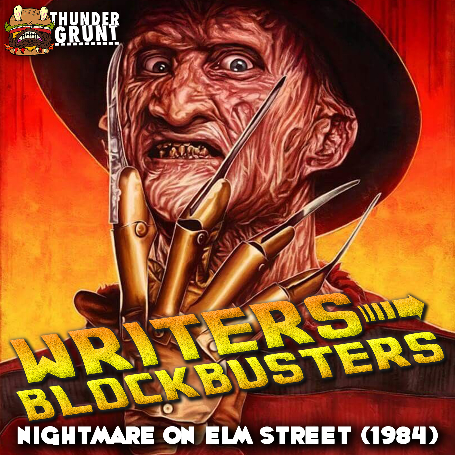 WRITERS/BLOCKBUSTERS 018 | NIGHTMARE ON ELM STREET (1984)