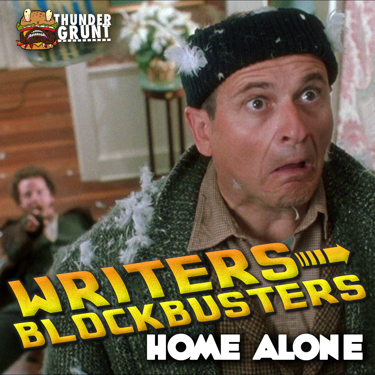 WRITERS/BLOCKBUSTERS 021 | HOME ALONE