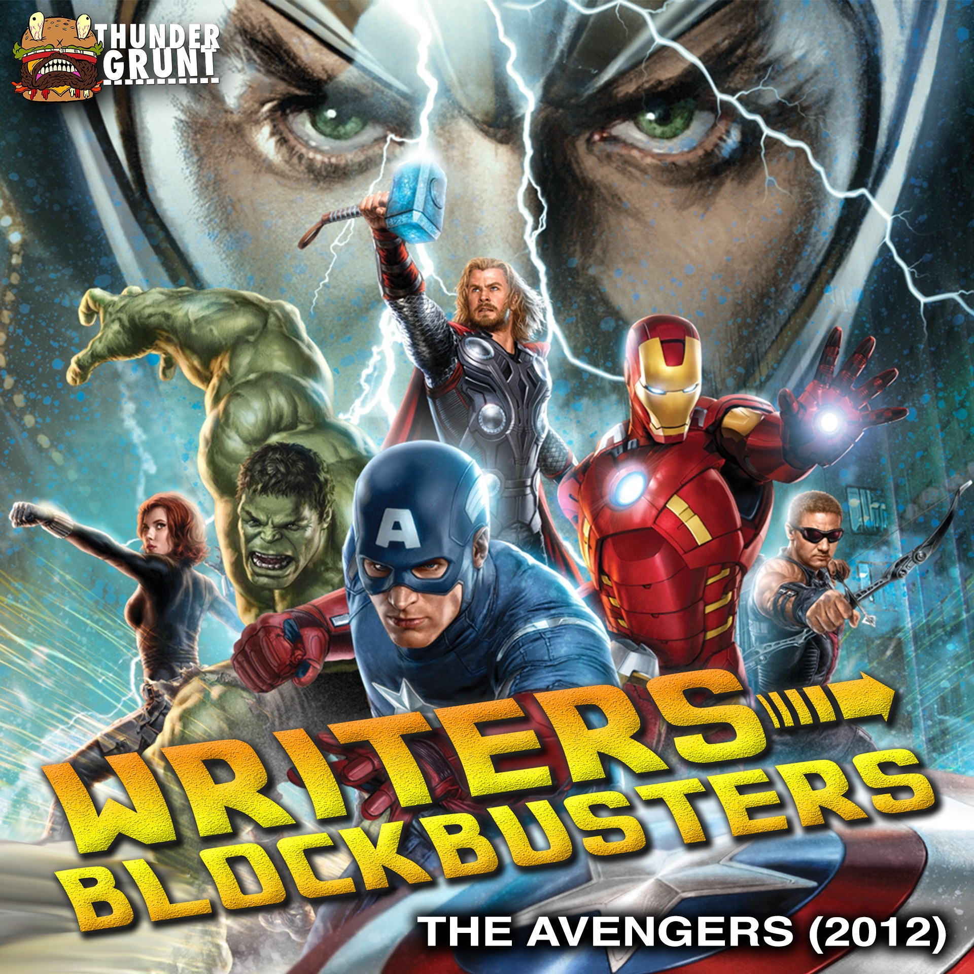 WRITERS/BLOCKBUSTERS 005 | THE AVENGERS (2012)