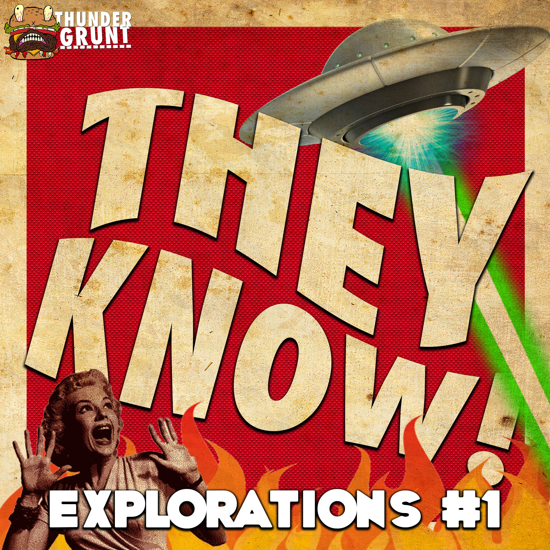 THEY KNOW! | EXPLORATIONS #1