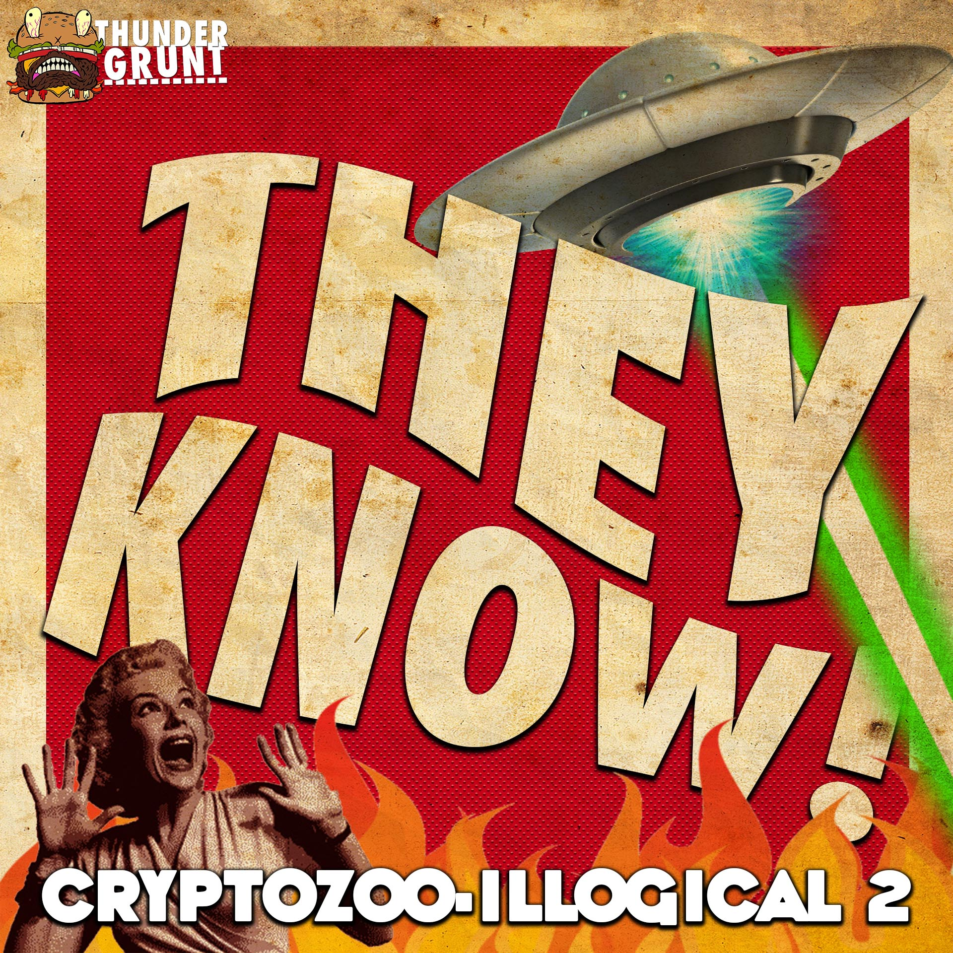 THEY KNOW! 015 | CRYPTOZOO-ILLOGICAL 2