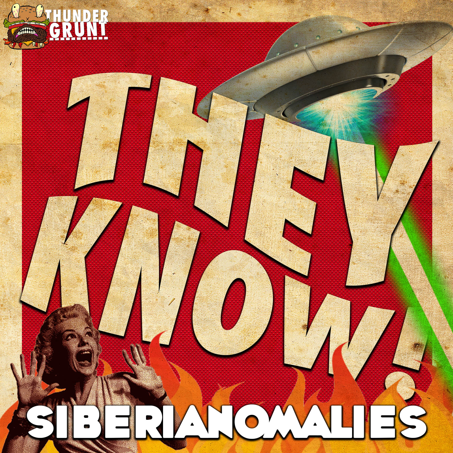 THEY KNOW! 017 | SIBERIANOMALIES