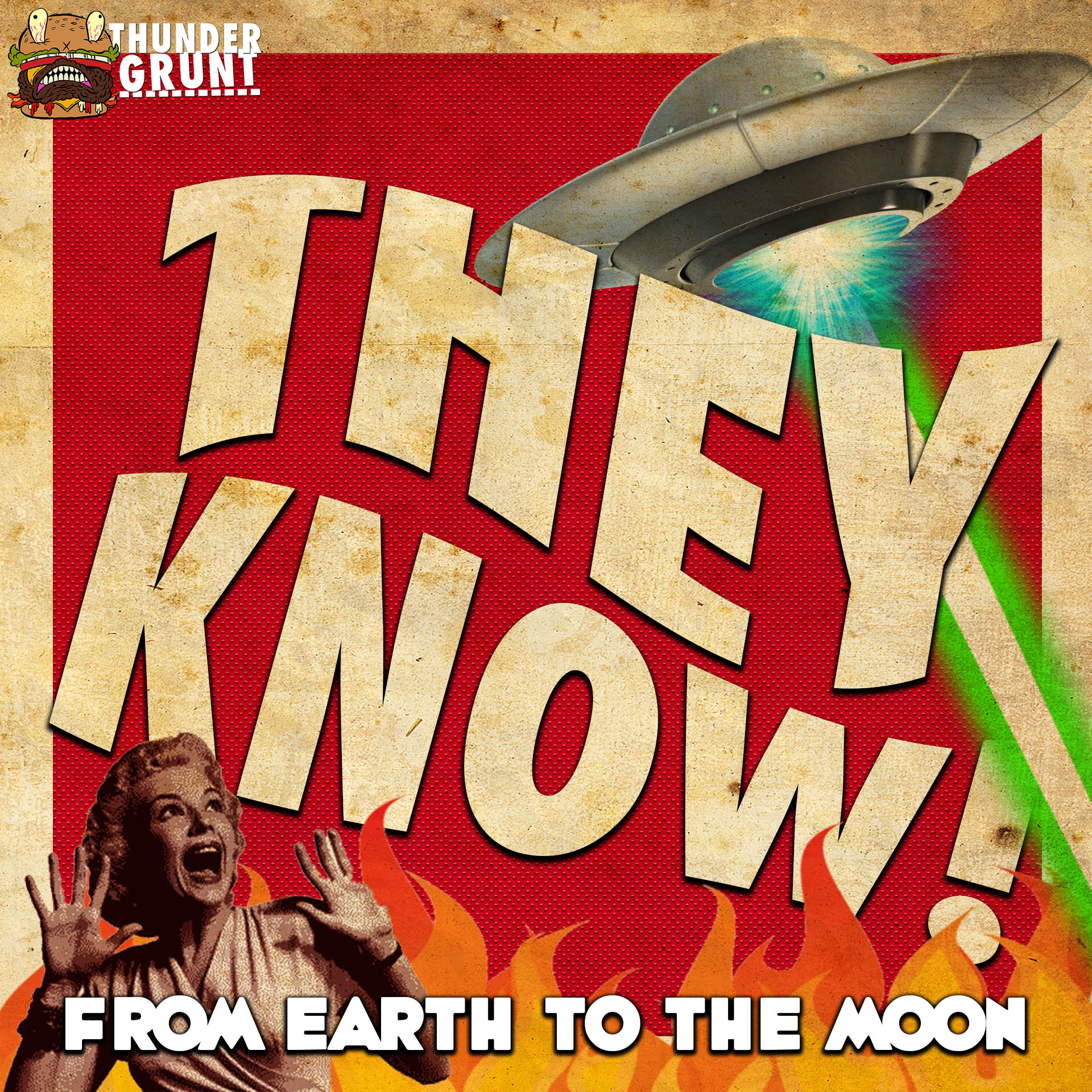 THEY KNOW! 008 | FROM EARTH TO THE MOON