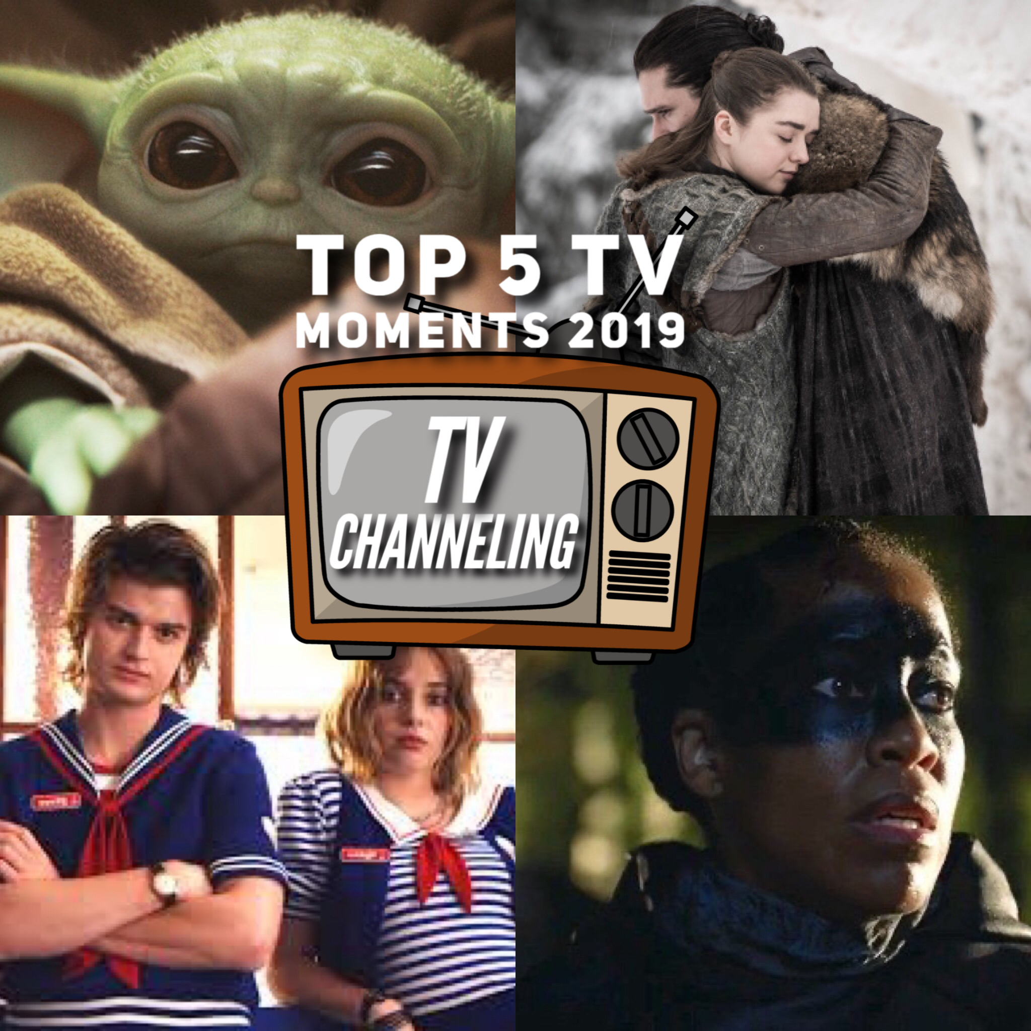 TVC EP-72 Top 5 Fave TV Moments of 2019!
