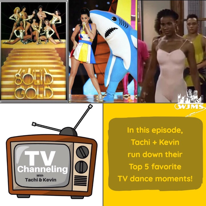 TVC EP-71 Top 5 Fave TV Dance Moments!