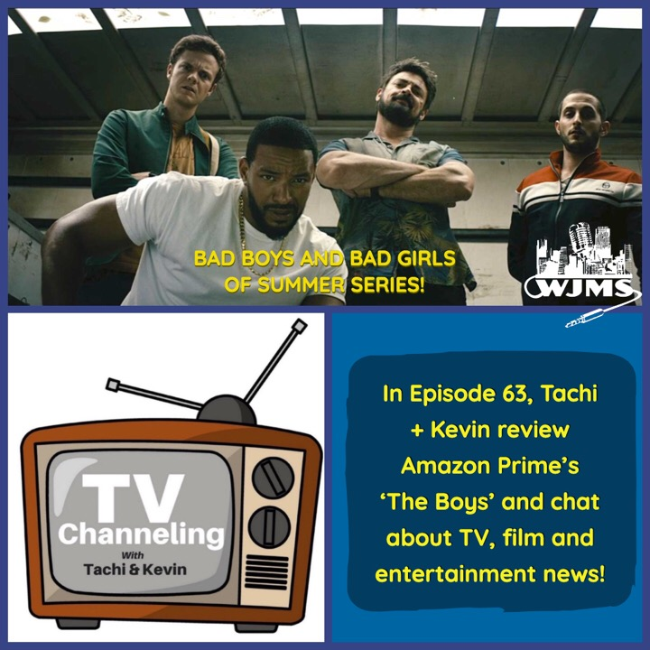 TVC EP 63 - Review of Amazon's The Boys & Summer Show Cancellation Special Report!?