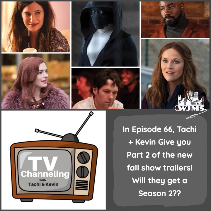 TVC EP-66 Fall TV 2019 Preview & Predictions Special! P2