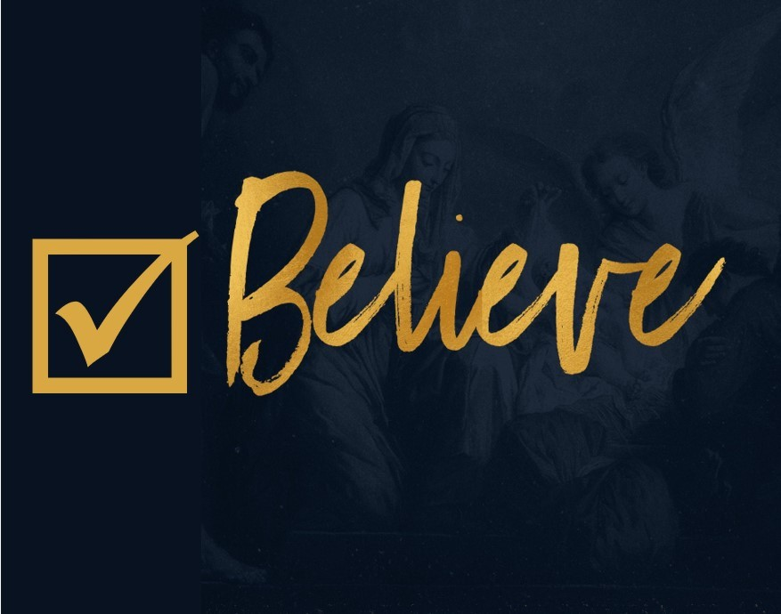 """Opting to Believe"" April 28, 2019—Pastor Jim"