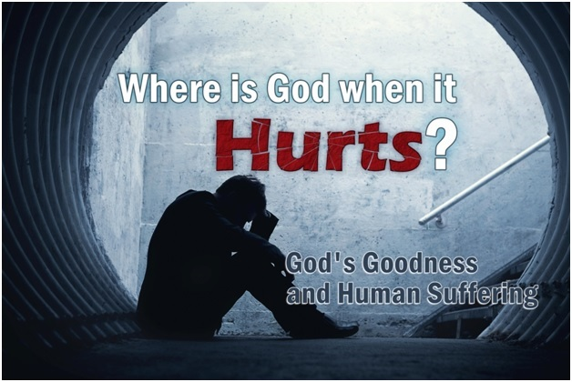 Where Is God When It Hurts? - Q & A