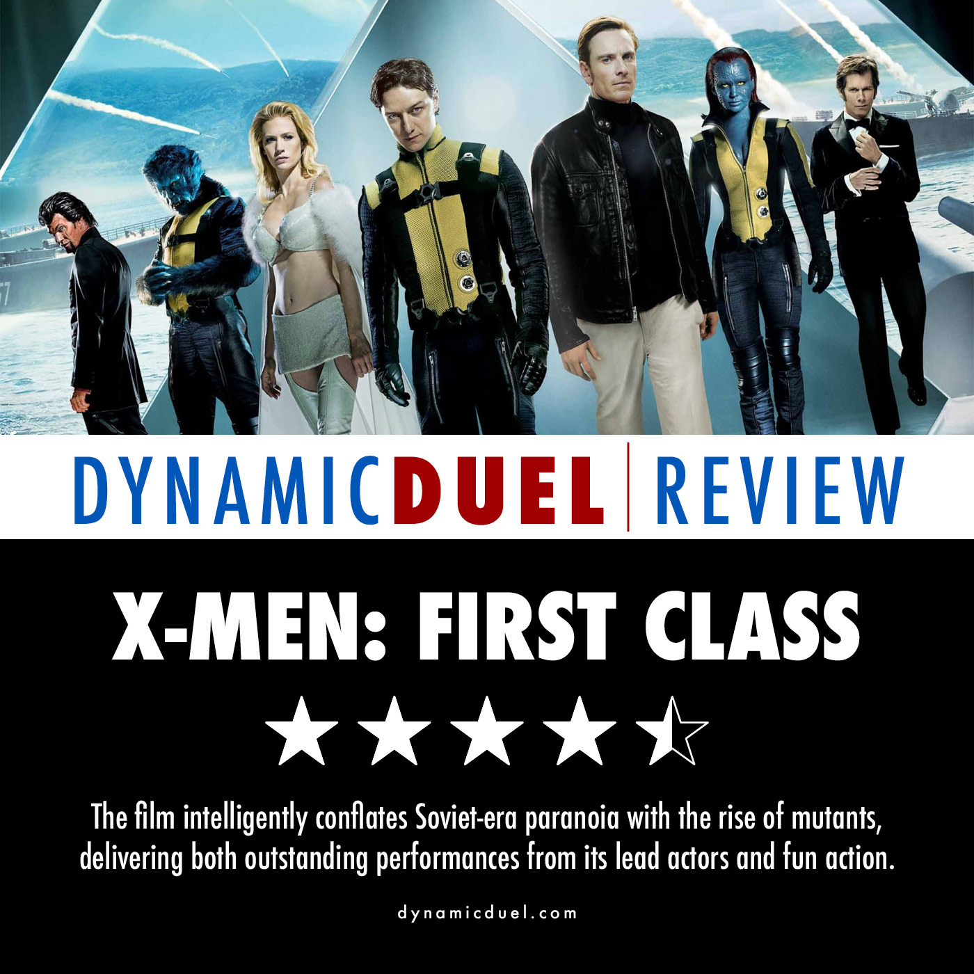 X-Men: First Class Review
