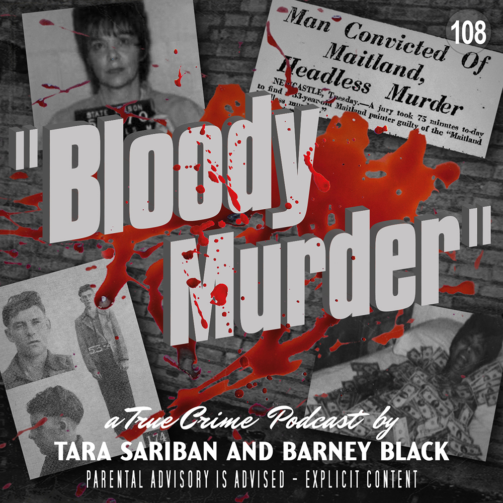 108 - The Green Widow and The Double Headless Murders