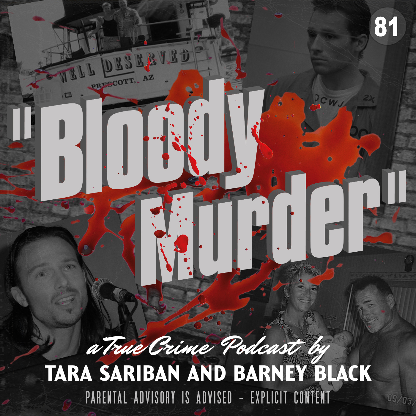 81 - The Watery Graves of Tom and Jackie Hawks and Two Time Murderer Anthony Sullivan