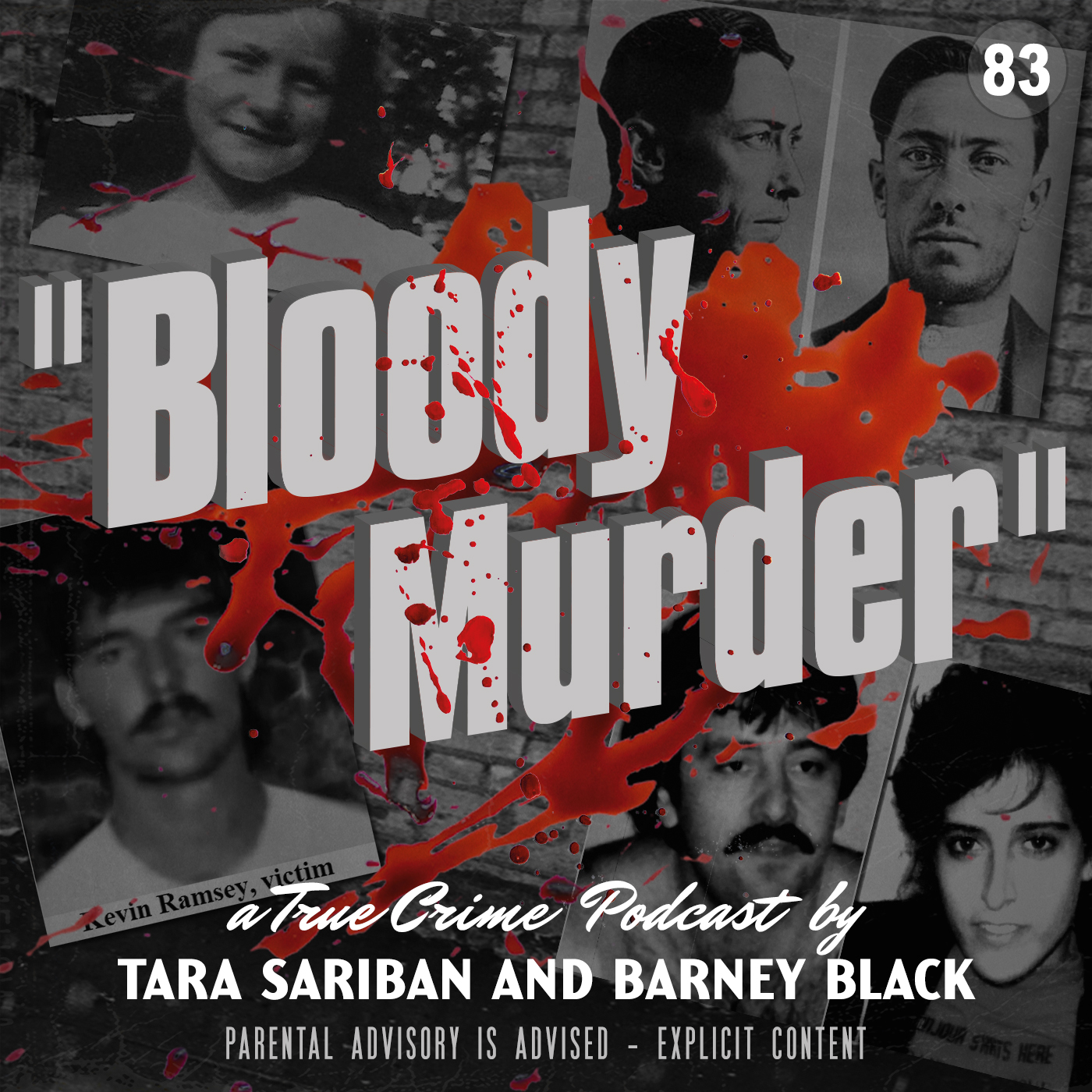 83 - The Hunter Killer Club and The Gun Alley Murder of 1921
