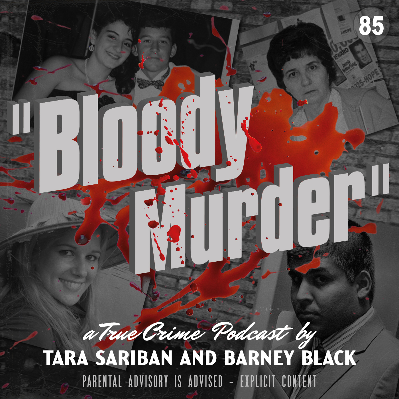 85 - The Absurdly Motivated Murder of Joey Fisher and The Stalking Murder of Adriana Donato