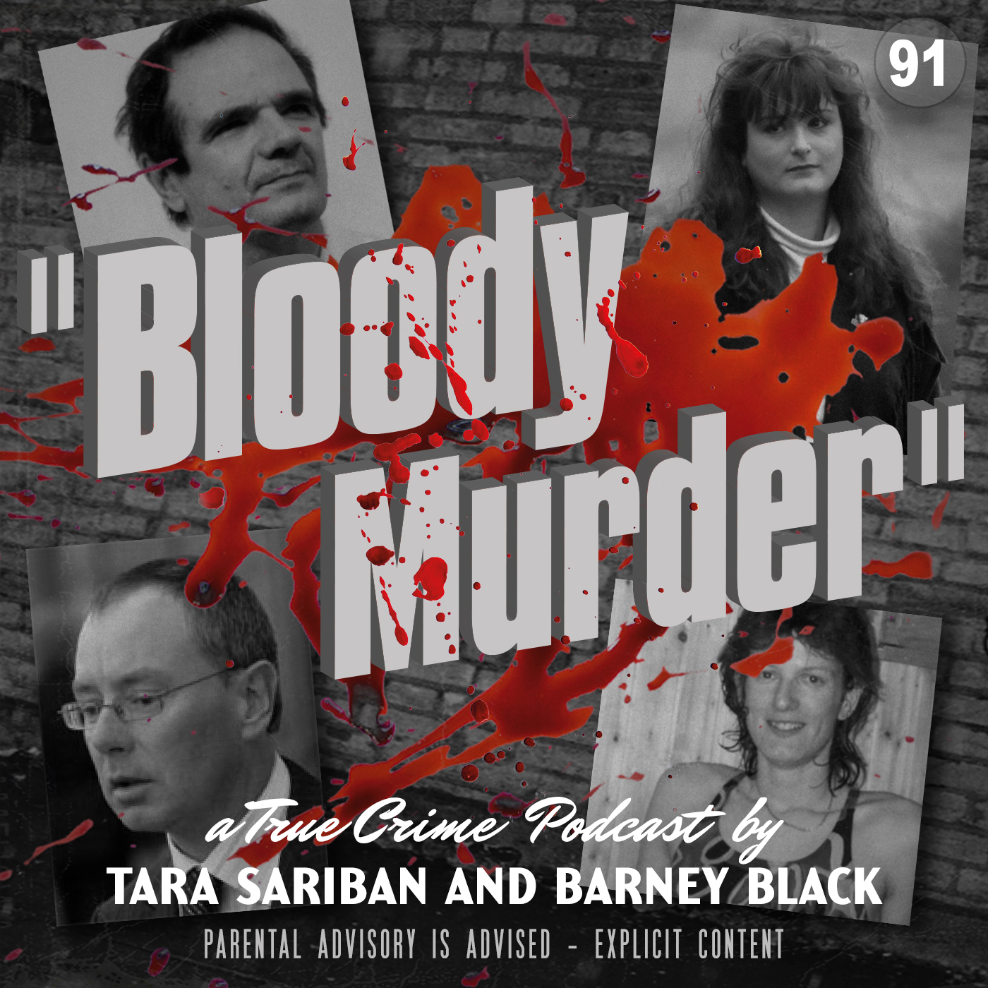 91 - The Abduction of Stephanie Slater and Murder by the River Lark