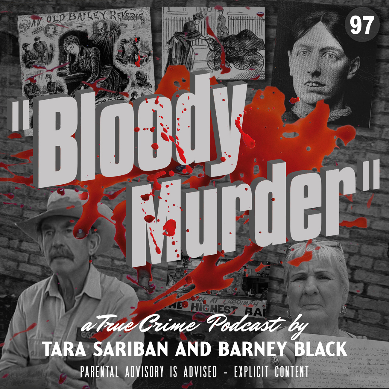 97 - Murderous Mary and the Vanishing of Paddy Moriarty