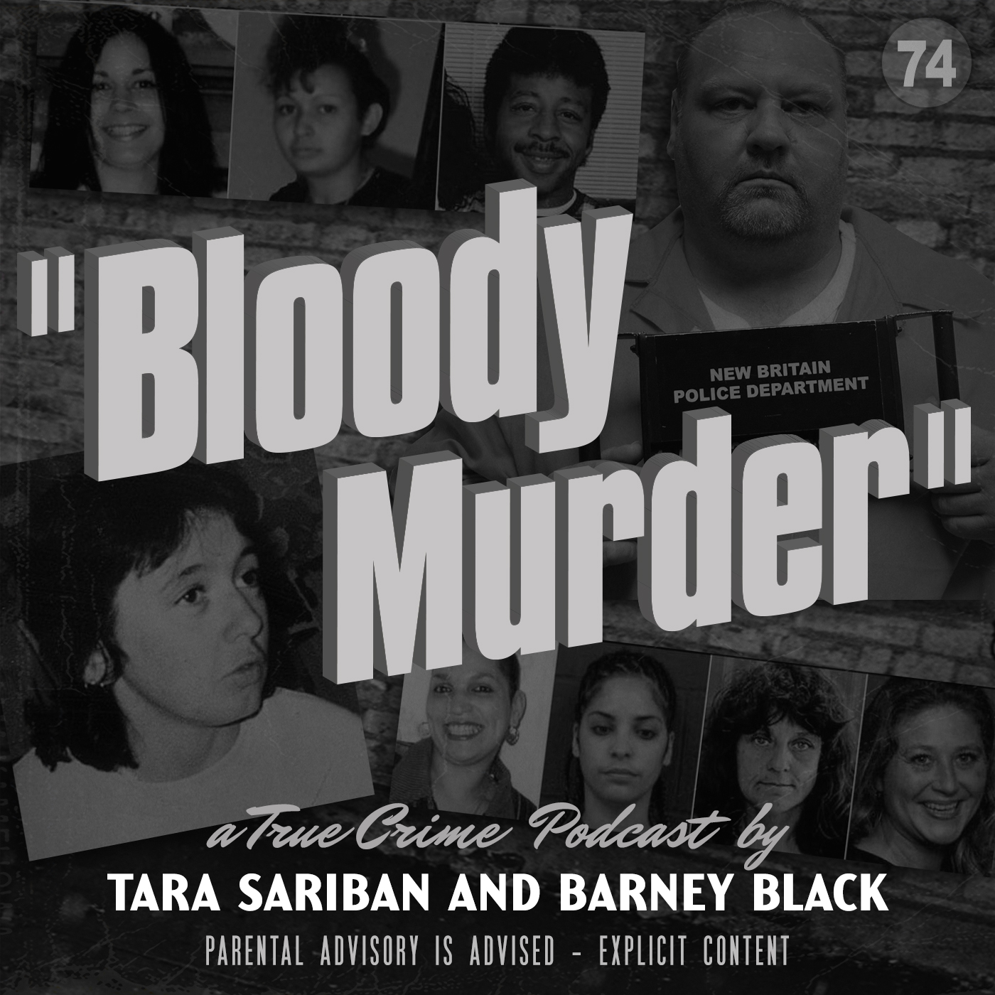 74 - Sick Ripper William Howell and The murders of Michelle Lewis and Kenny Harris