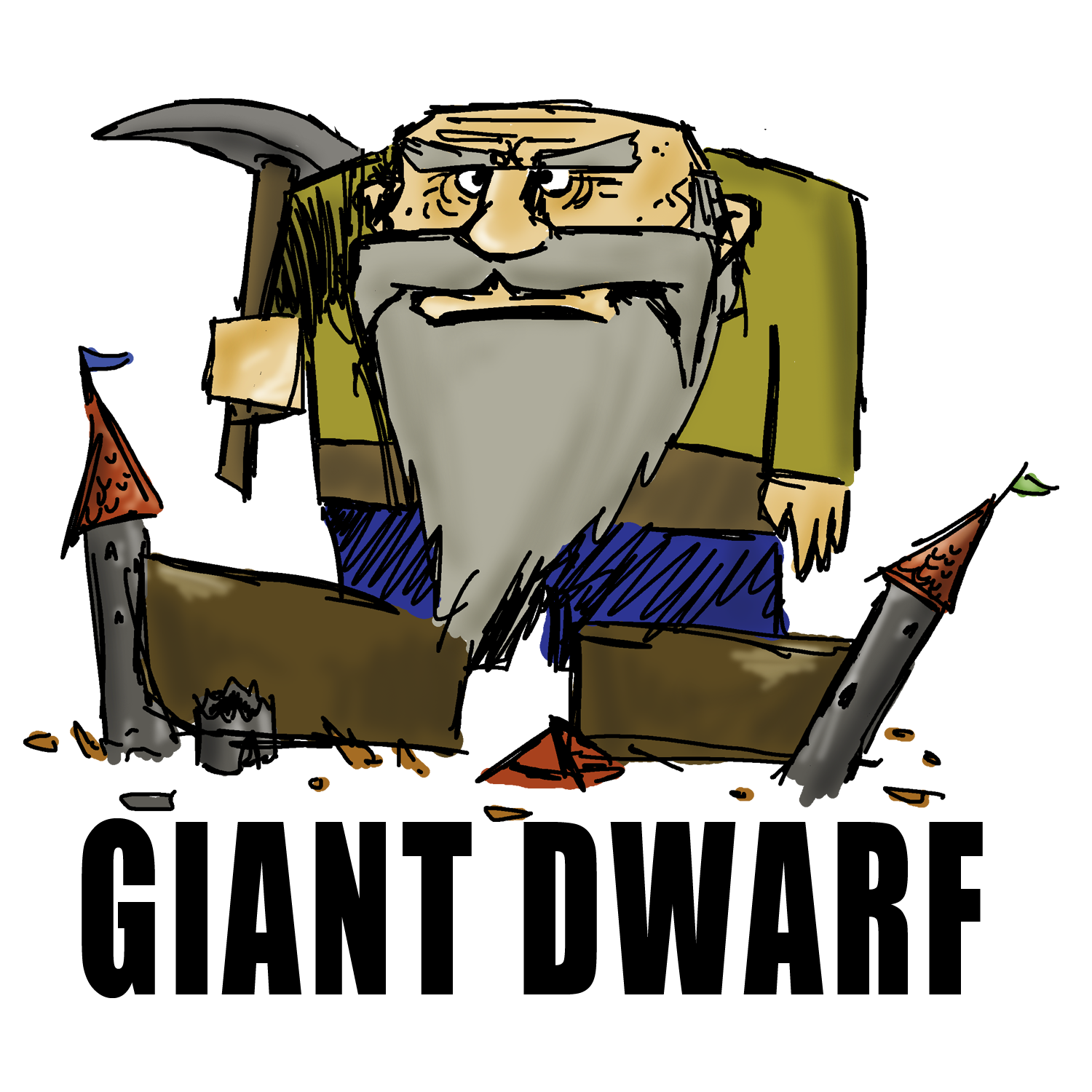 032 - of Dwarfs and Cats