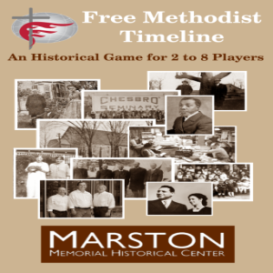 #096 Free Methodist Games are Imminent! (with Missionary Larry Winckles)
