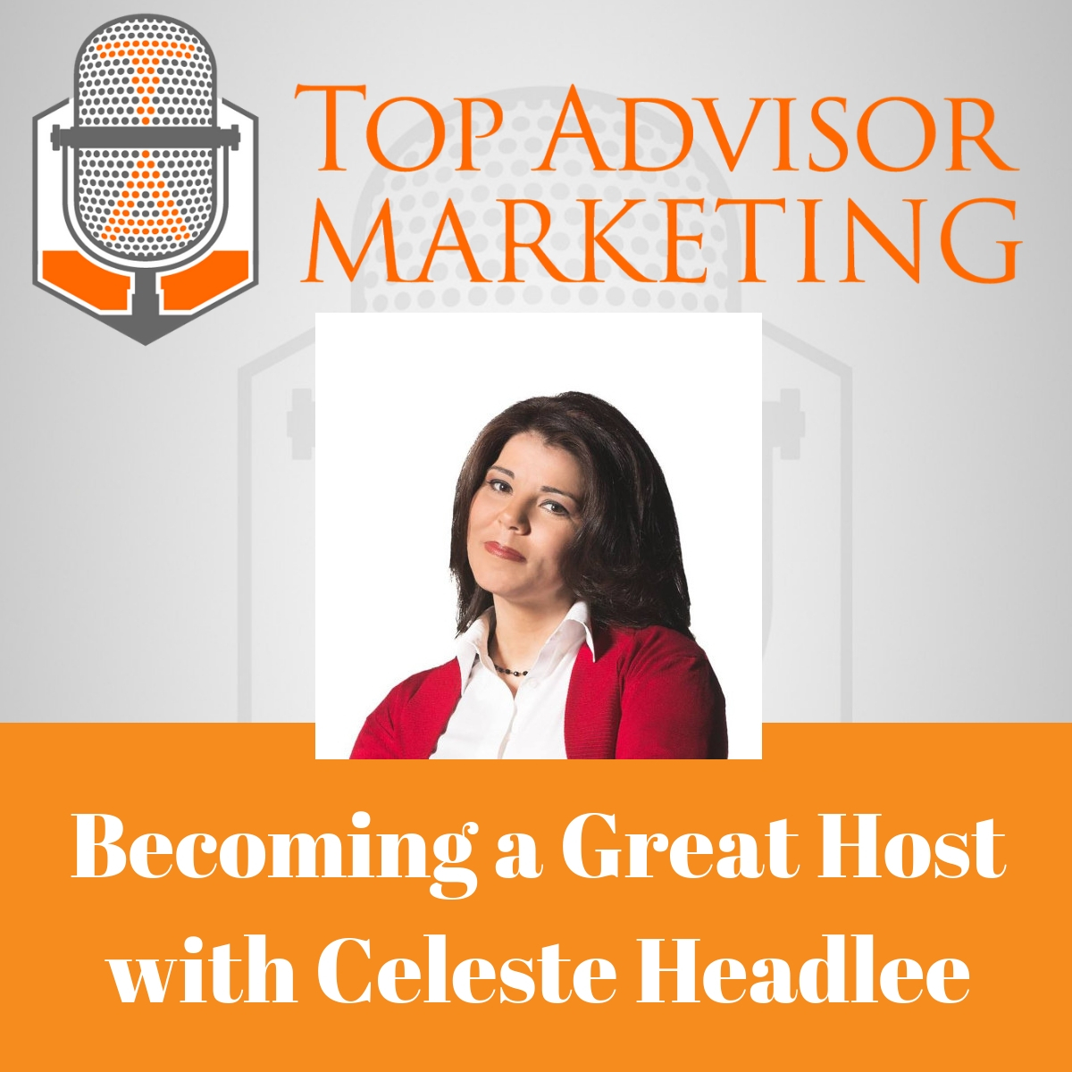 Episode 139 - Becoming a Great Host with Celeste Headlee