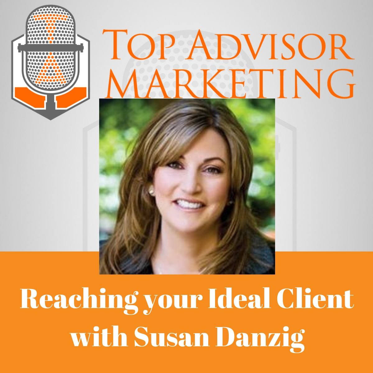 Ep 119 -  Reaching your Ideal Client with Susan Danzig