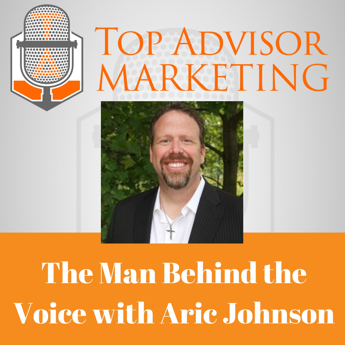 Episode 136 - The Man Behind the Voice with Aric Johnson