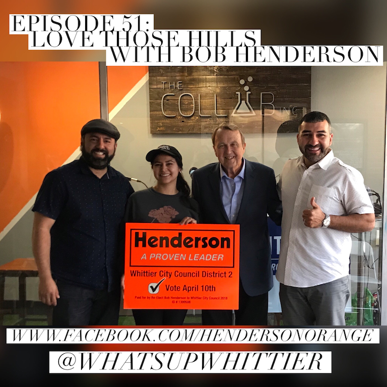 EPISODE 51: LOVE THOSE HILLS with Bob Henderson