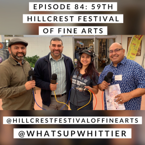 EPISODE 84: 59TH HILLCREST FESTIVAL OF FINE ARTS