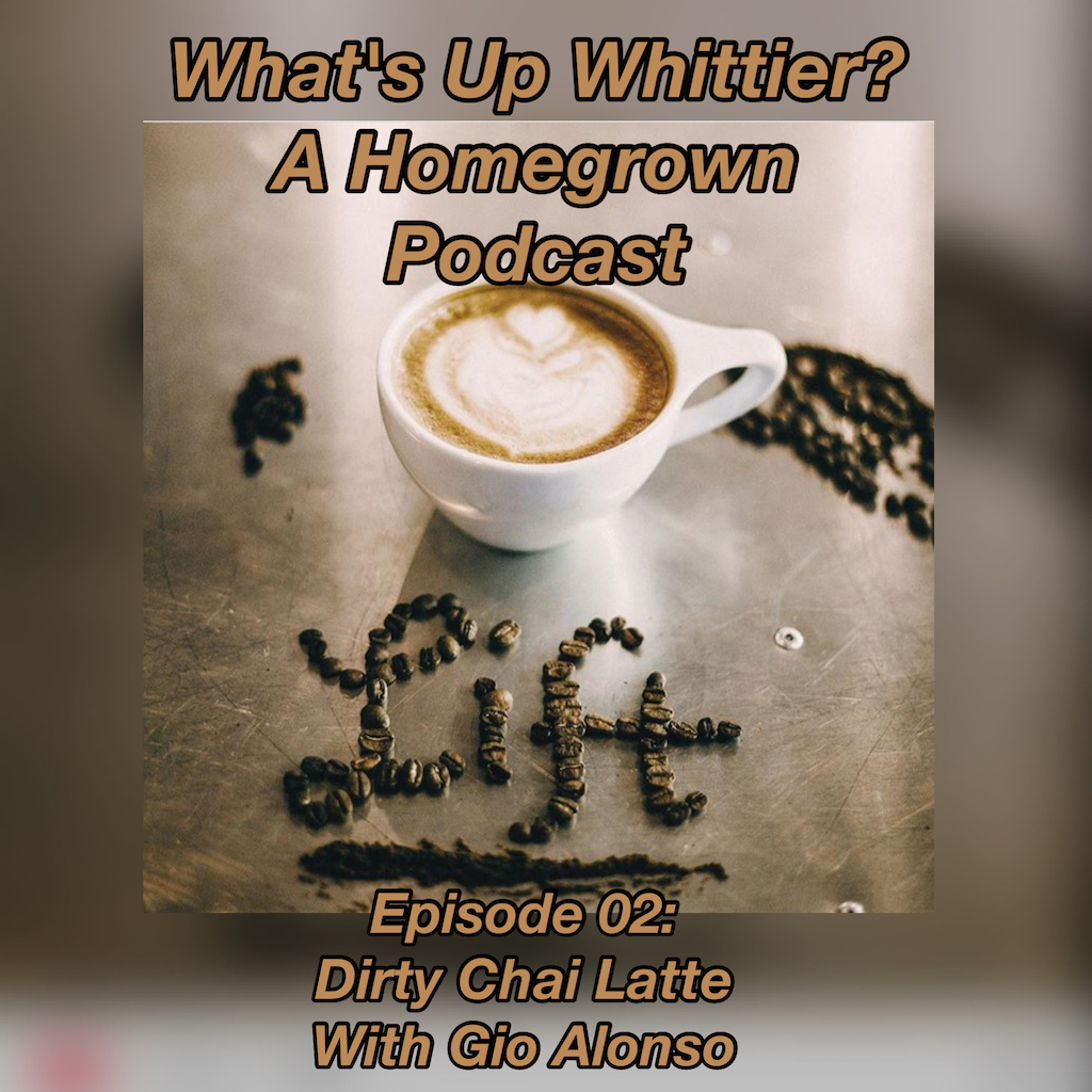 Episode 02: DIRTY CHAI LATTE with Gio Alonso