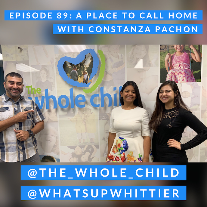 EPISODE 89: A PLACE TO CALL HOME with Constanza Pachon