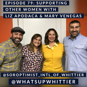 EPISODE 79: SUPPORTING OTHER WOMEN with Liz Apodaca & Mary Venegas
