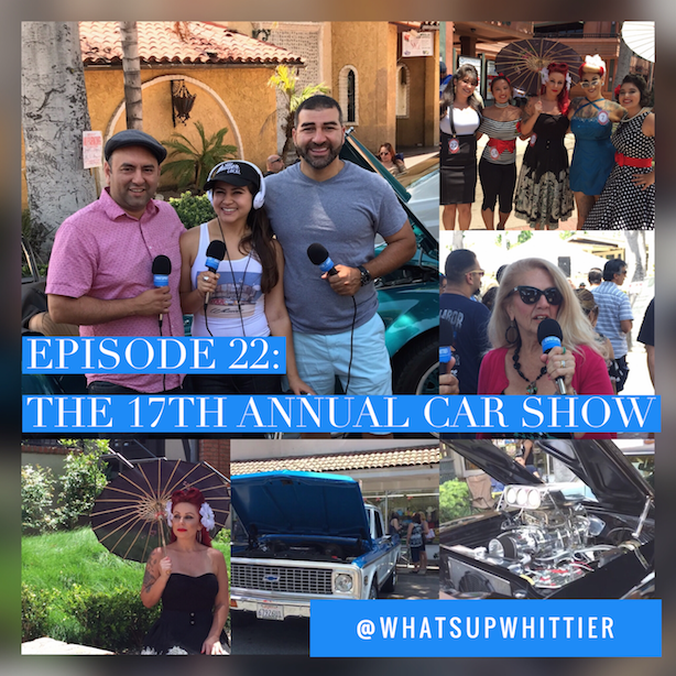 EPISODE 22: 17TH ANNUAL CAR SHOW